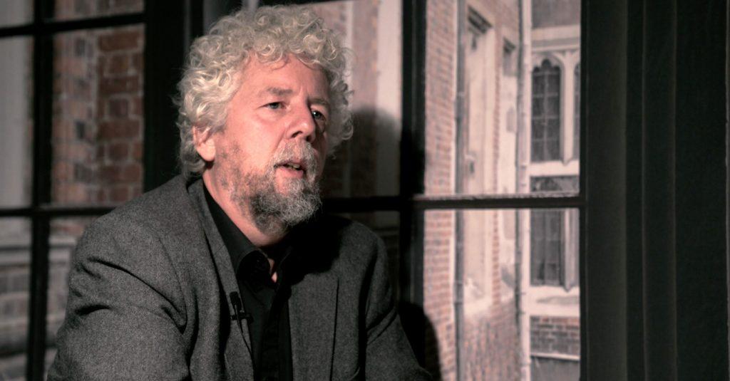 Pieter Hoekstra - de uitgestoken hand